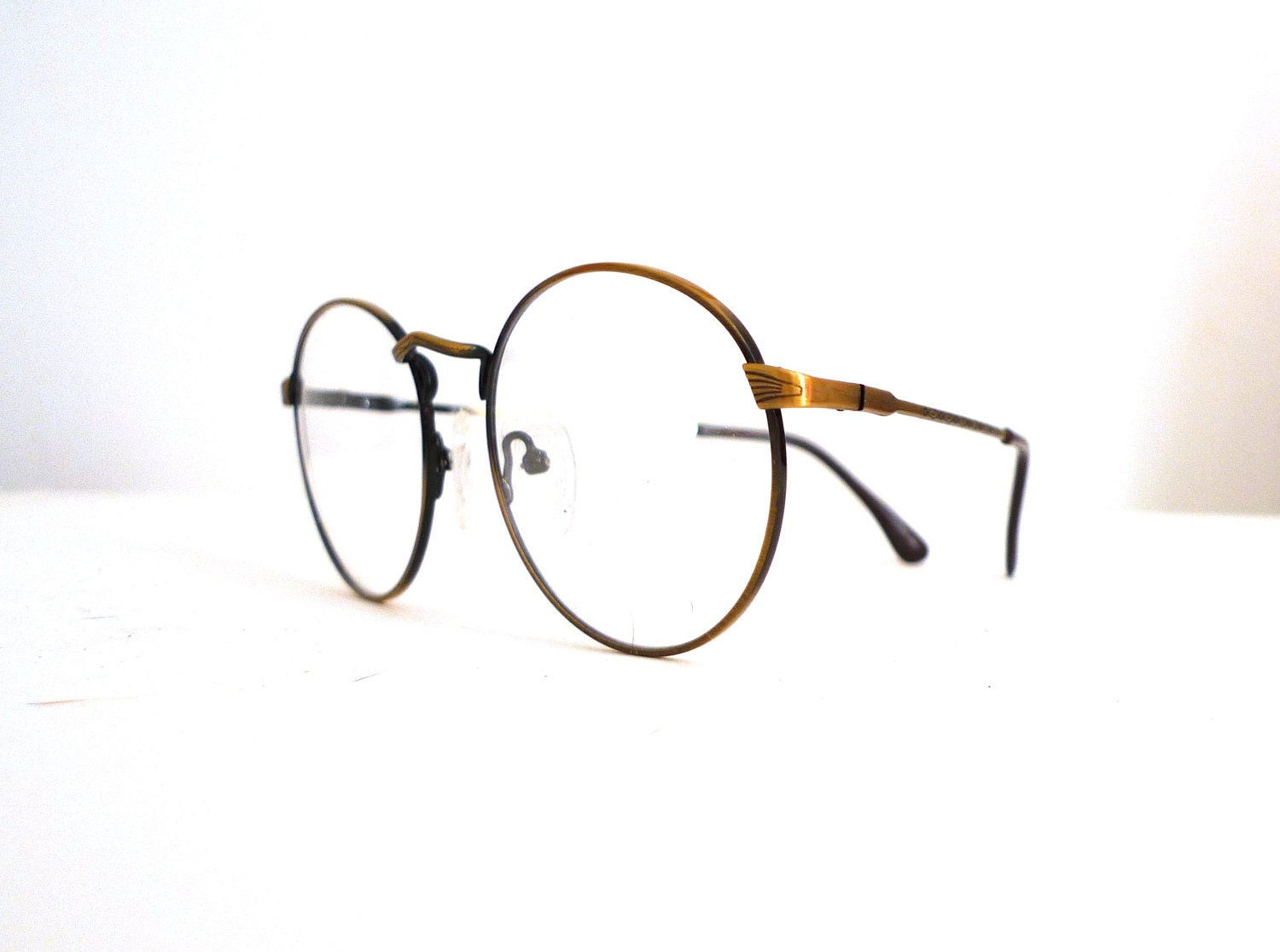 NOS Lennon Eyeglass Frames / Round Sunglasses // by ...
