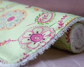 Baby Burp Cloth - Cotton and Terry Cloth