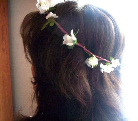 Rustic Weddings, Woodland Bridal Hair Piece