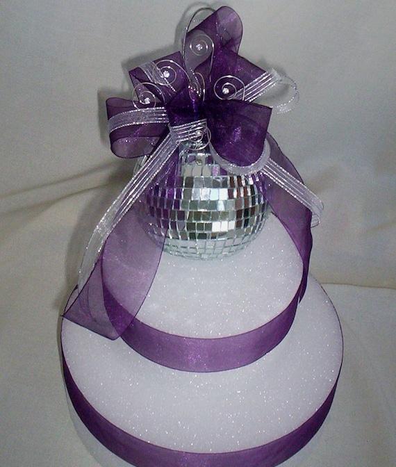 Disco Ball Cake Topper Australia