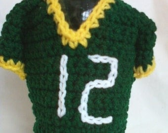 Team Jersey Bottle Cozy - Choose Your Favorite Team