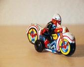 tin motorcycle