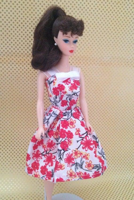 vintage reproduction clothes retro dress
