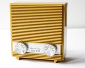 1950's  Radio AM Juliette Vintage Retro Mod