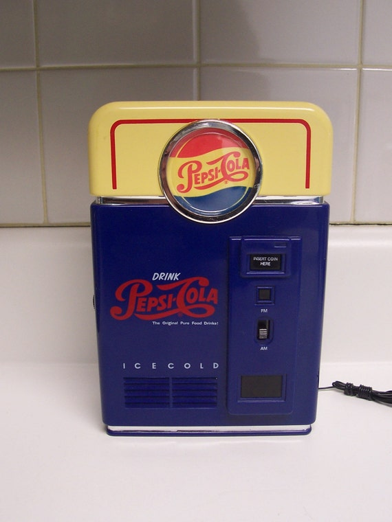 cooler vending machine
