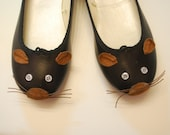 Ragamuffin Mouse Flats - MADE TO ORDER & customizable