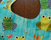 Froggy Bib