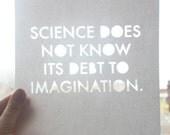 Original Paper Cut Quote
