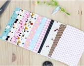 Fabric Sticker Sheets Craft