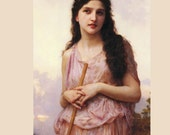 Margaret Aycock Paints Bouguereau's Le' Attente Instructional DVD
