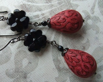 Latin Flamenco Earrings