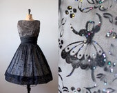1950's party dress - 50s ballerina dress
