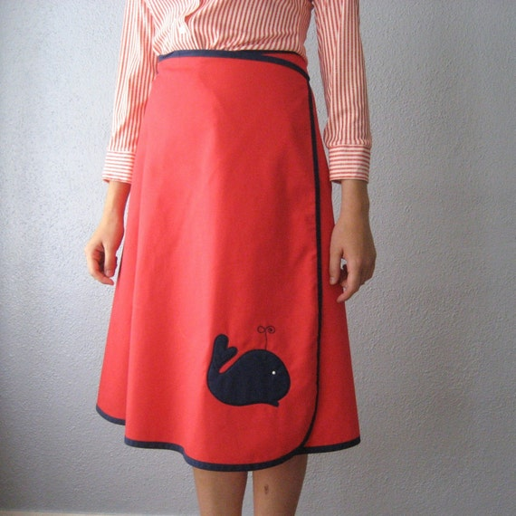 The Simone Cousteau Skirt