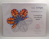 In Flight Mandala Coloring Book