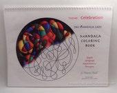 Celebration Mandala Coloring Book