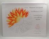 Heaven on Earth Mandala Coloring Book