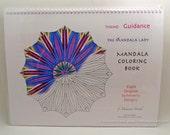 Guidance Mandala Coloring Book