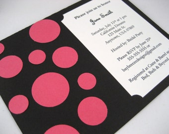 Girl's Night Out/Bachelorette Party Invitation