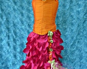 Mermaid costume, photography, birthday, special outfit, beach photos