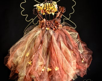 Fall Enchanted FairyWare, Dress , Photography, Wedding, Birthday, Halloween, Just for Fun