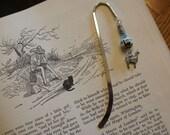 3d Pewter Llama Charm Bookmark 3