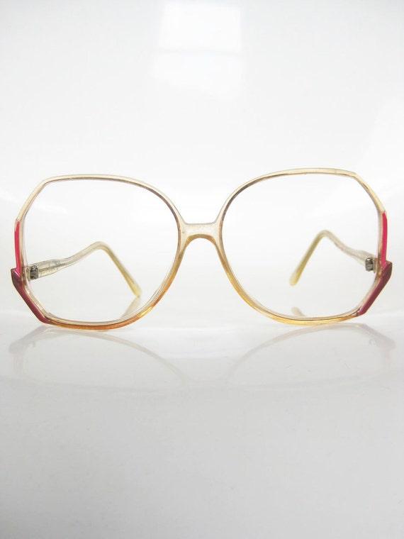 vintage 1970s boho glasses eyeglasses sunglasses by