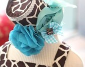 Amazing Gracie MADAGASCAR Mini Top Hat Sizes 0-24m, Toddler, or Big Girl
