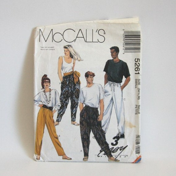 Parachute pants somehow became one of the most fashionable items to wear during the 's. this item of clothing was also known as 'Hammer pants' and were associated with and predominantly made popular thanks to MC Hammer, a successful 80's rapper.