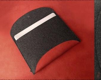 Macbook Air felt sleeve leather sleeve SPACE Mars Edition