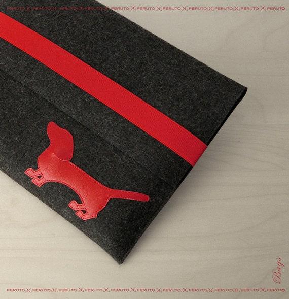 Macbook Air sleeve Macbook Pro sleeve WALDI german woolen felt sleeve for your Macbook Air or Mac Book Pro