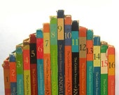 Colorful Childrens Encyclopedia Set. Golden Treasury of Knowledge