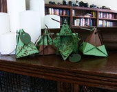 Pyramid Favor Boxes