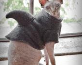 Kitten Shark Cat Sweater