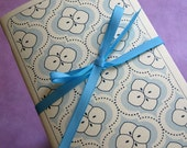 Journal Indian Pattern Handmade with Italian Cardstock Cover - 20 pages