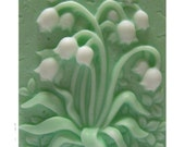 Lily Of The Valley Soap  - Vegan Soaps -  Organic Soap - Decorative Soap -  Glycerin Soap -  Moisturizing - Fragrance Oil Lily Of The Valley