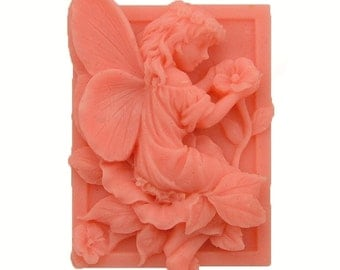 Fairy Soap - Organic Soaps - Decorative Soaps - Soaps -  Glycerin Soap  -  Moisturizing  -  Choose Your Own Scent