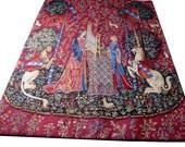 Tapestry Jacquard Looms in Belgian Flanders