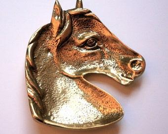 The Golden Brass Horse