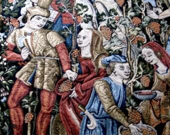 Jacquard Looms in Belgian Flanders