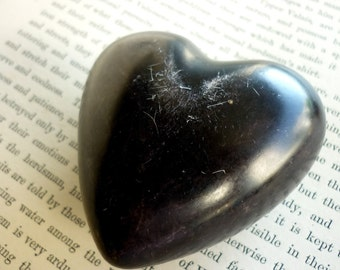 Heart made of stone