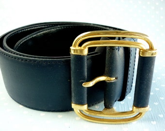 Choose your favorite Vintage Leather Belt
