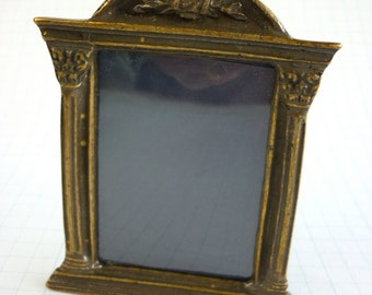 Solid Brass Photo Frame