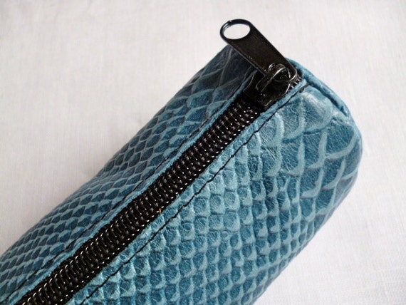 Leather Pencil Cases or Cosmetic Bag
