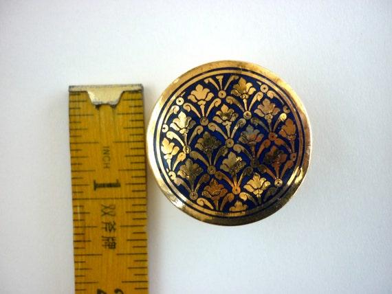 SALE Vintage Pill Box