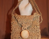 Knit Hemp Bag