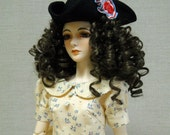 Sea Captains Daughter Dress and Hat - SD13 -  BJD