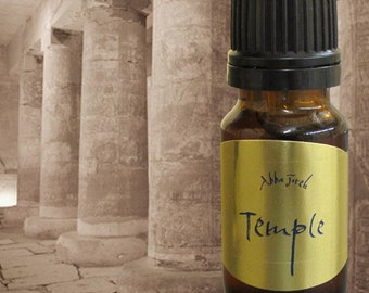Temple ... Fragrance for a Mystical Earth 10 mL