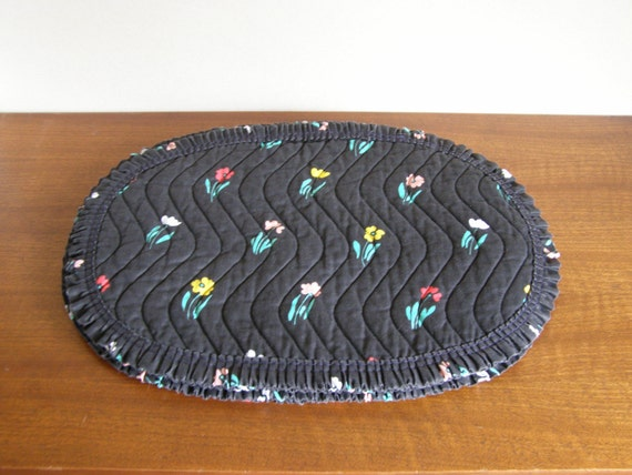 1/2 OFF SALE - Posies Placemats
