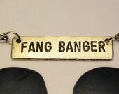 Fang Banger Necklace