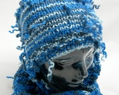 Up-Cycled Scarf Hat